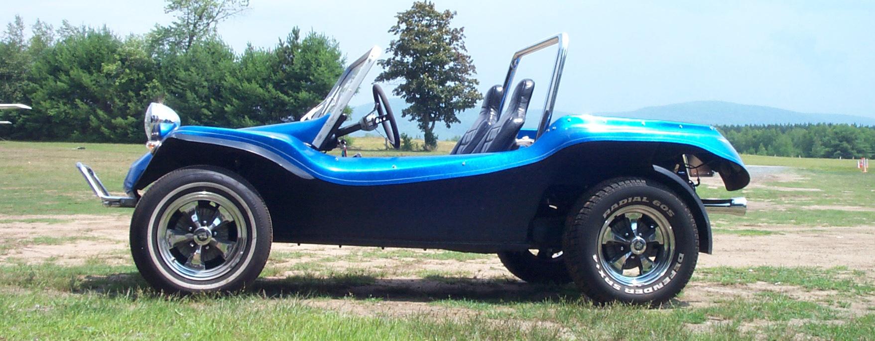 Adirondack Aircooled Myers Manx Clone Berrien Nostalgia Dune Buggy